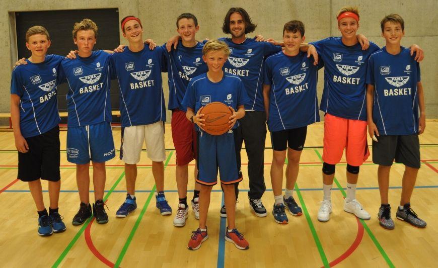Fana IL Basketball