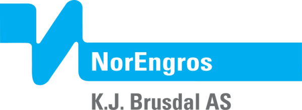 Norengros KJ Brusdal AS logo
